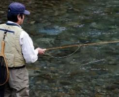 おじさんの趣味は釣り